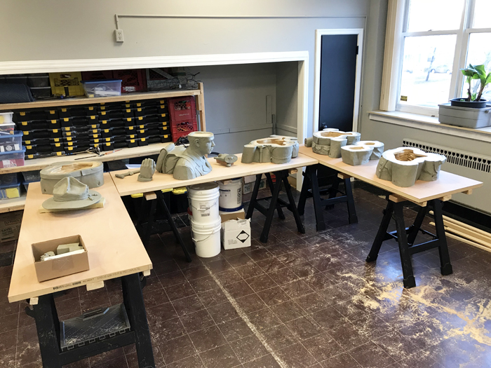1Foundry molds